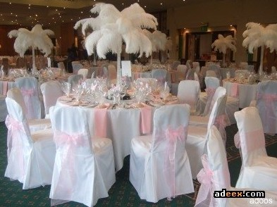 free shipping 24-26inch ostrich feather
