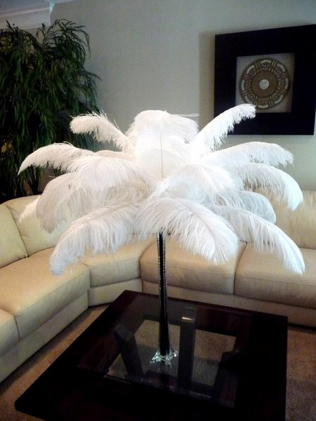 FREE SHIPPING 12-14inch 100pcs ostrich feathers,wedding table centerpiece,wedding table decoration,ostrich centerpiece,ostrich feather centerpiece