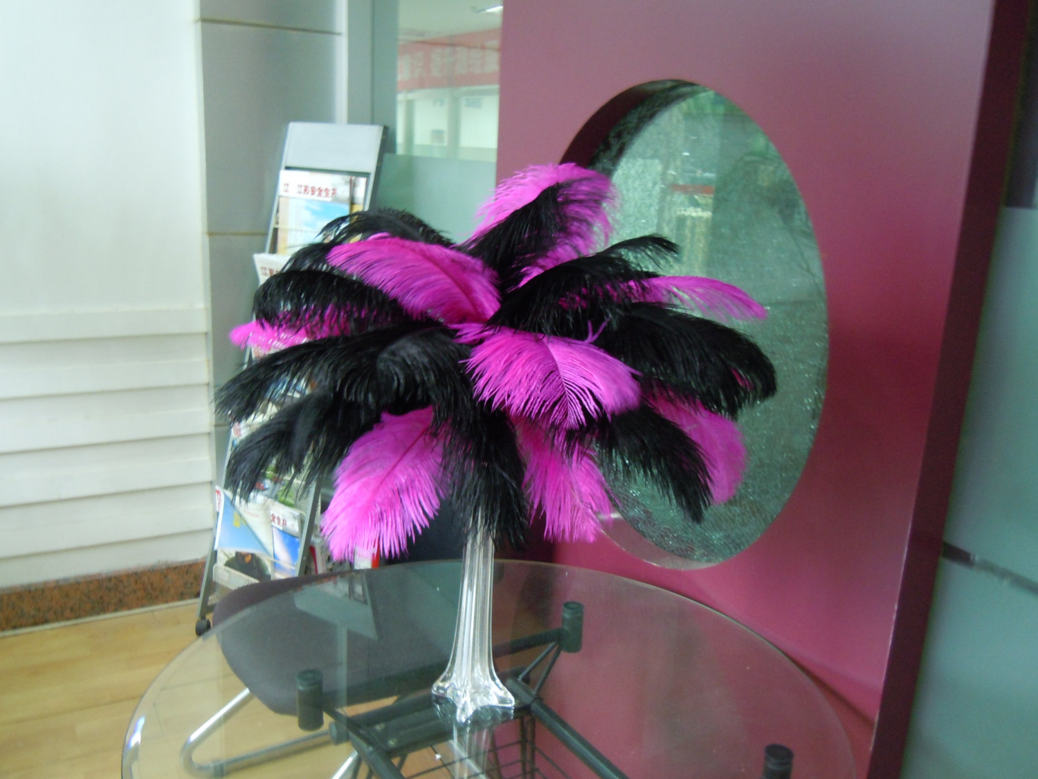FREE SHIPPINHG 100pcs 12-14inch wholesale Ostrich Feathes centerpiece,turquoise ostrich feathers,purple ostrich feathers,white ostrich feathers,pink ostrich feathers